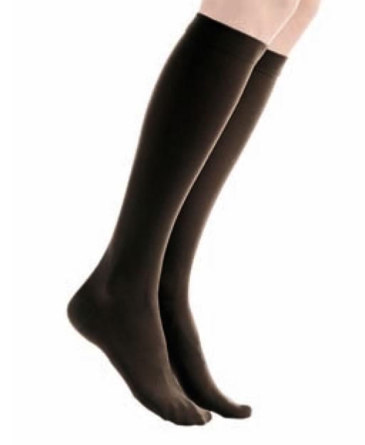 2aecba6b6af Sigvaris COTTON Knee Length Stockings Closed Toe Ccl 1 (18-21mmHg ...