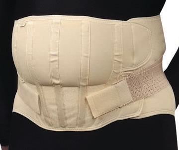 Elcross Pendulous Lumbosacral Support Belt - 1 left