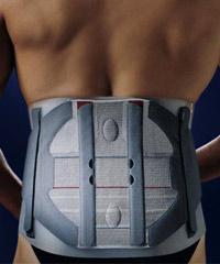 SofTec® Lumbo Back Support Brace