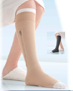 JOBST UlcerCARE Compression Hosiery System with 40mmHg RAL